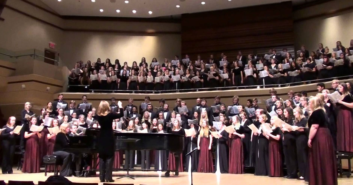 Honors Choral Invitational Festival Concert