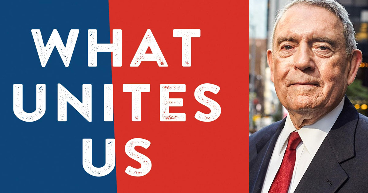 Dan Rather Comes to Naperville!