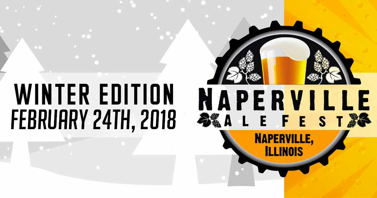 Naperville Ale Fest: Winter Edition