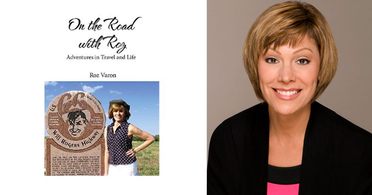 Roz Varon Coming to Anderson's Bookshop