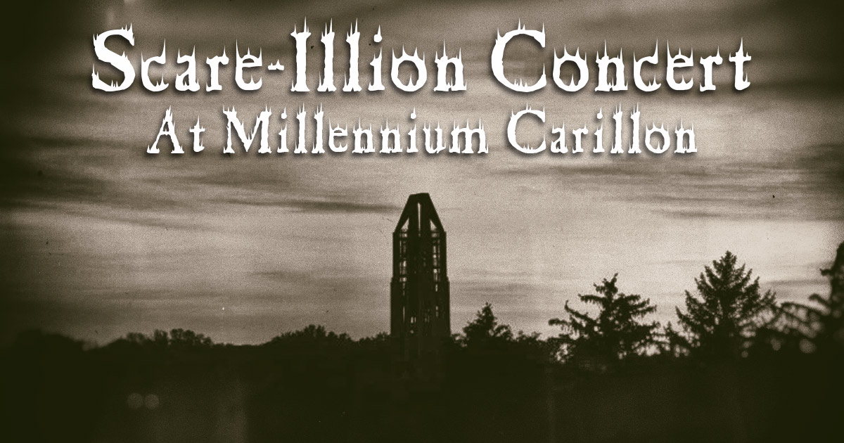 Scare-Illion Concert At Millennium Carillon