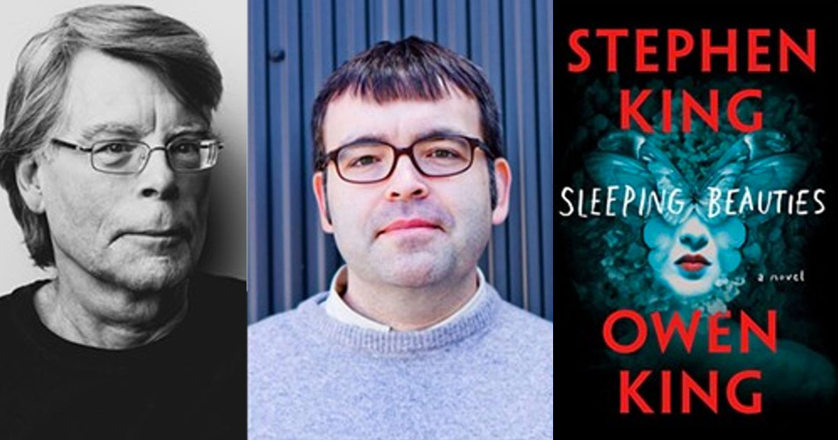 Stephen King and Owen King come to Naperville!