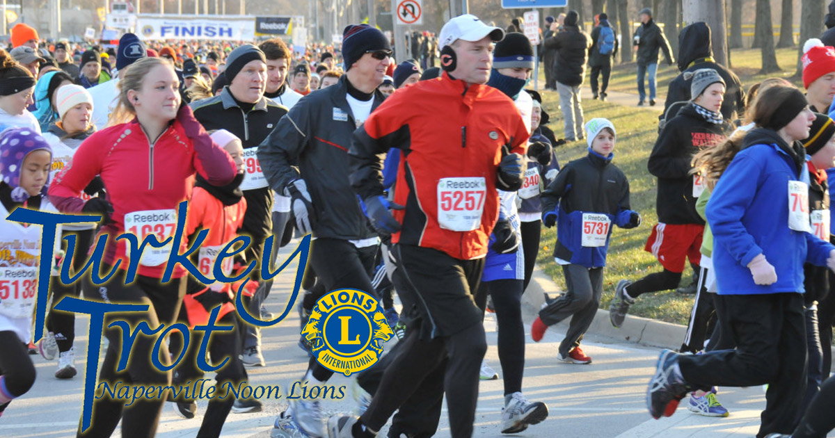 Turkey Trot 5K Run